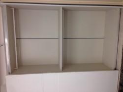 armadio bianco scorrevole OPERA