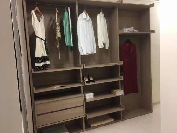 Walk-in closet Ben Fold