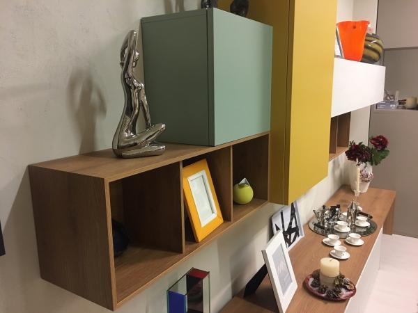 Composizione soggiorno Living System
