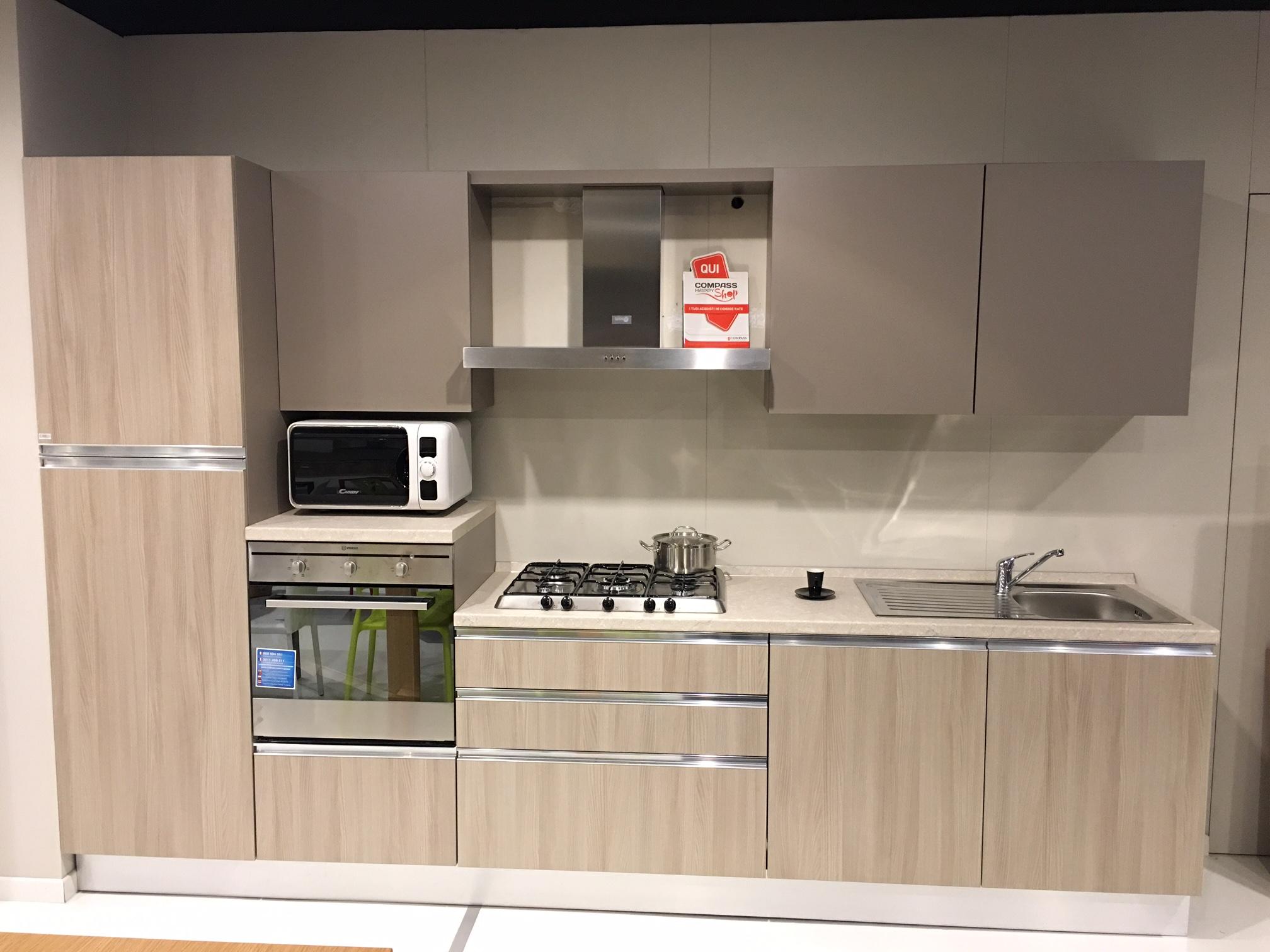 Interni moderni open space for Cucina interni moderni
