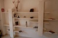 Fossile Bookcase