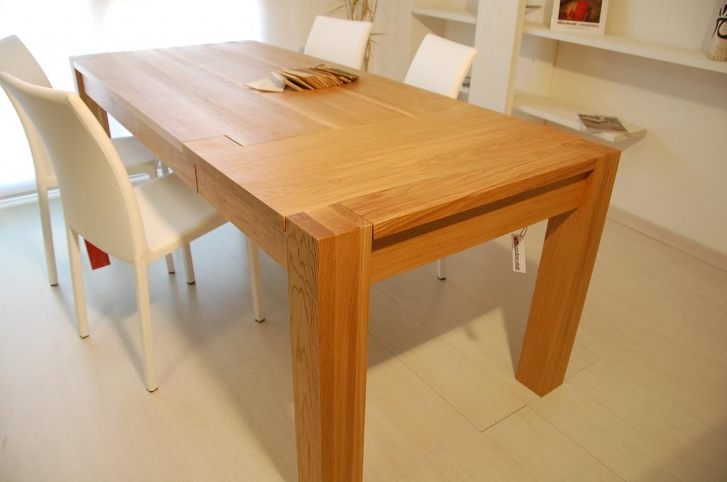 Tavolo allungabile lombardelli arredamenti - Meccanismo tavolo allungabile ...