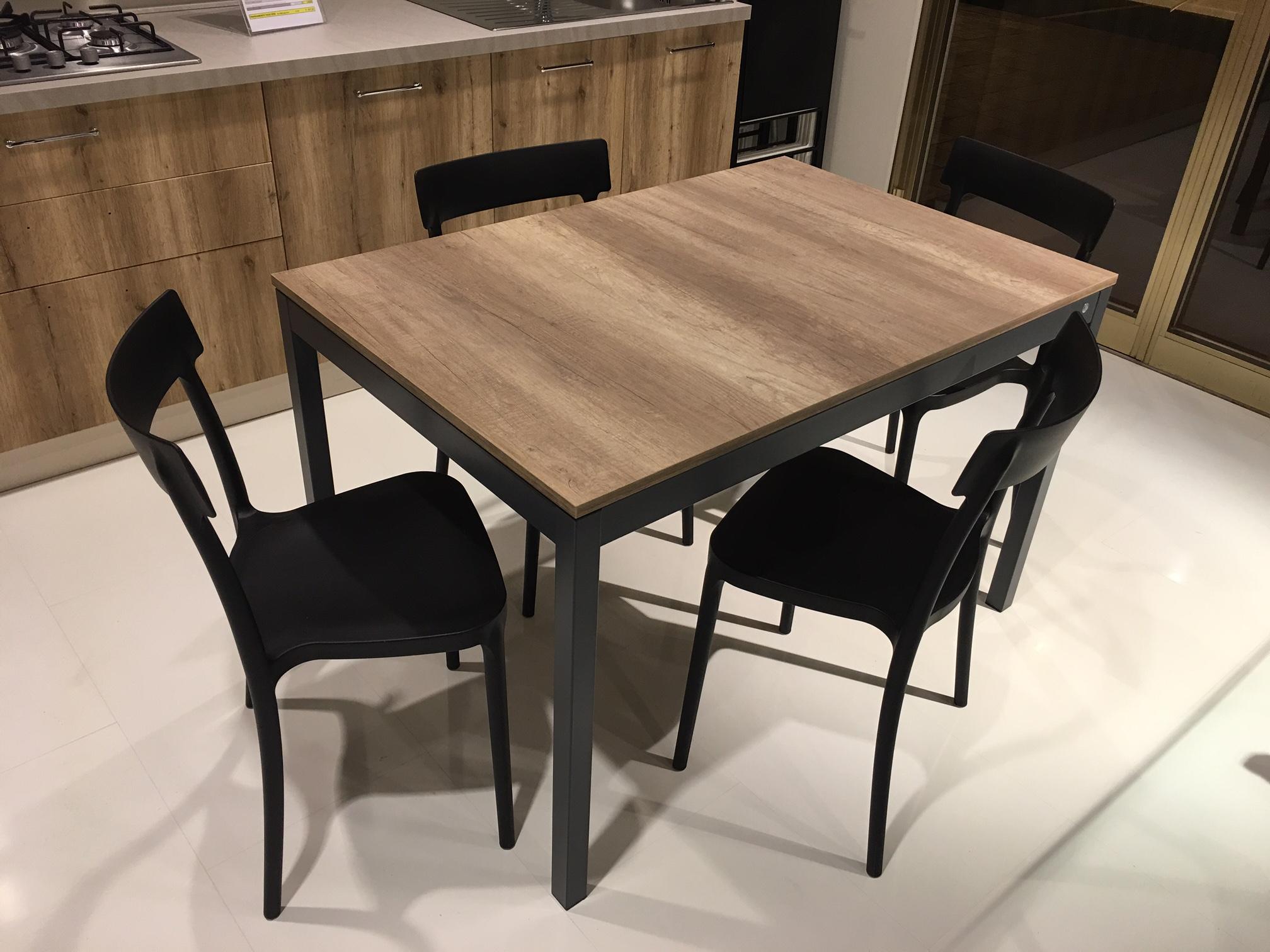 Tavolo da cucina snap lombardelli arredamenti - Tavoli bianchi da cucina ...