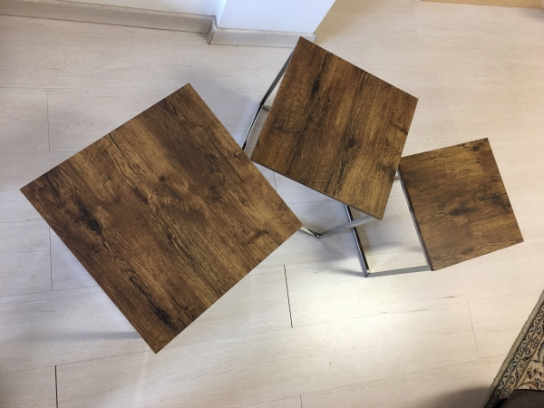 Tris coffee tables