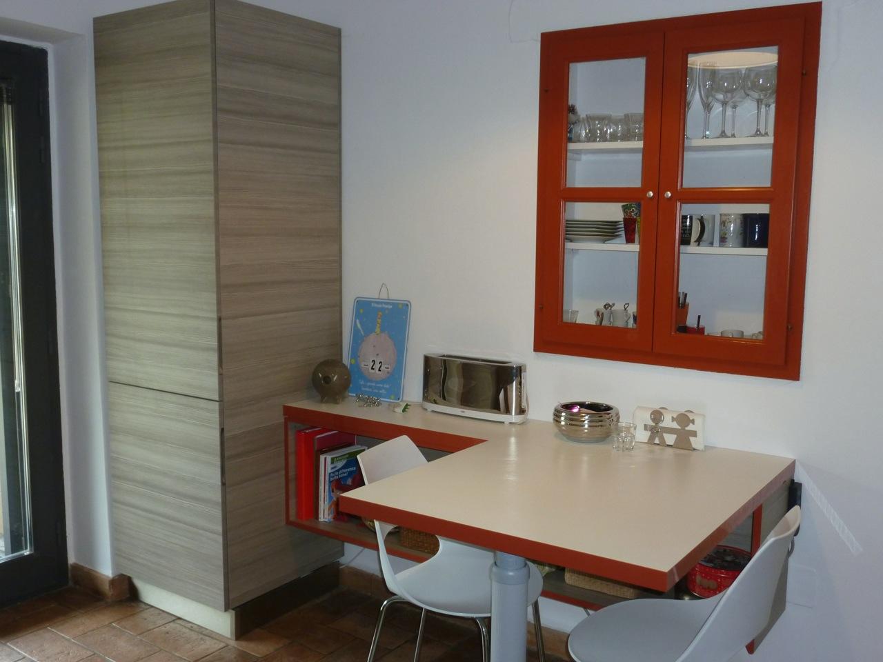 Realizzazione cucina a Bagnoregio